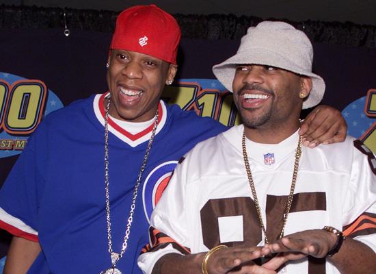 Damon Dash Unsure If He & Jay Z Were Ever Friends | Z 107.9
